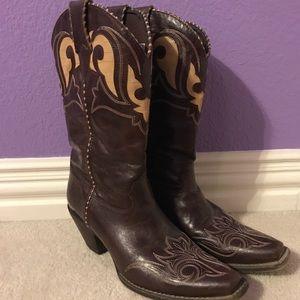 Shoes - Durango Women's Cowboy Boots